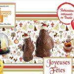Vente chocolats de Noël 2018