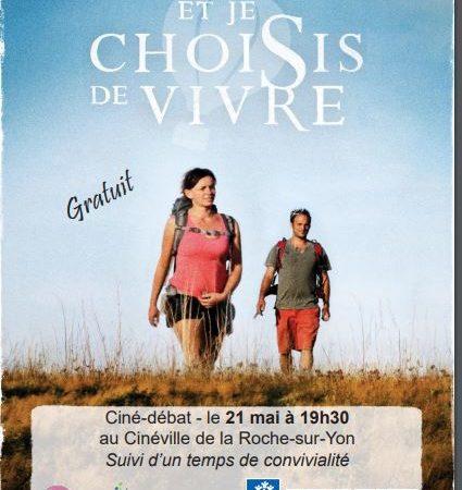 Projection du film «Et je choisis de vivre»