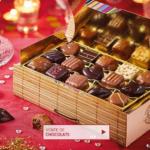 Chocolats et pafums de Noël